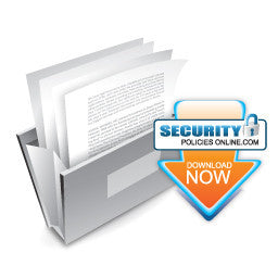 Information Security Policy and Procedures Manual