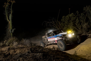 Watch: Wes Miller Recaps his teams race in the 50th running of the Baja 1000