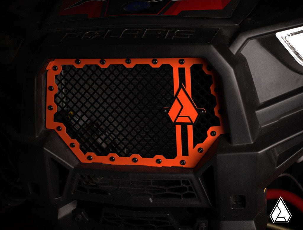 PR: Assault Industries introduces the Hellfire V2 front grill for 13-17 Polaris RZR XP Non-Turbo & 16 Turbo