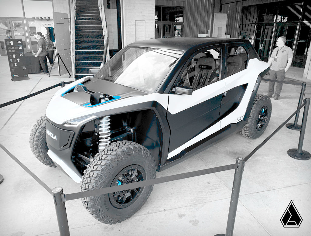 Assault Industries Attends Nikola Motors Product Reveal in Scottsdale