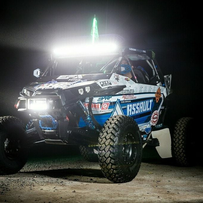 PR: Congratulations to Adrian Orellana / Rancho Racing on 2nd place in the Baja 500!