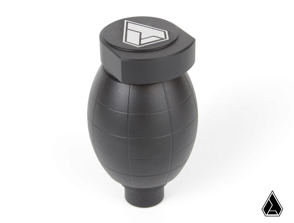 PR: Assault Industries Introduces the Assault Army Grenade Shift Knob for Polaris RZR & Ranger