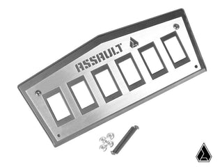 PR: Assault Industries introduces a new accessory switch panel for Yamaha YXZ1000R