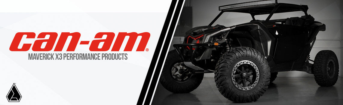 Can-Am Maverick X3 Products by Assault Industries