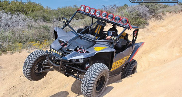 Image Courtesy of Dirt Wheels Magazine | Assault Industries Yamaha YXZ