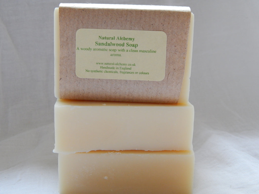 Sandalwood Soap (75g approx)