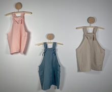 Load image into Gallery viewer, Linen Lucy Pinafore