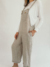 Load image into Gallery viewer, Crete Jumpsuit - Oatmeal