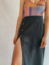 Load image into Gallery viewer, Cannes Skirt - Black
