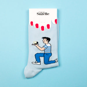 Wedding Socks (Free Shipping) - Available Soon