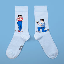 Load image into Gallery viewer, Wedding Socks (Free Shipping) - Available Soon