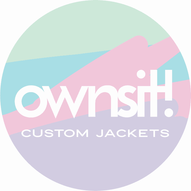 Custom ownsit! Jacket