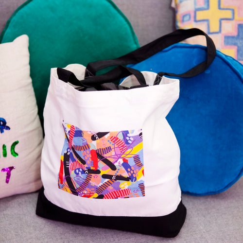 Big Bang Tote - THREE LEFT