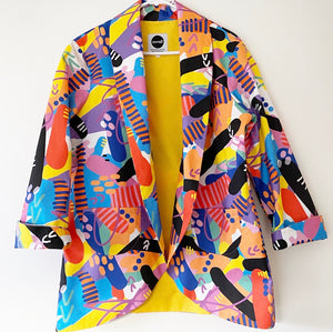 Electric Confetti Jacket - Restocking 2021