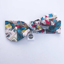 Load image into Gallery viewer, Wonder Woman Scrunchie