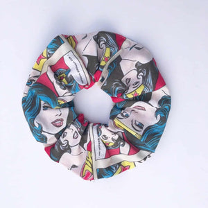 Wonder Woman Scrunchie