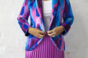 Miss Cosmos VELVET Jacket - Restocking 2021