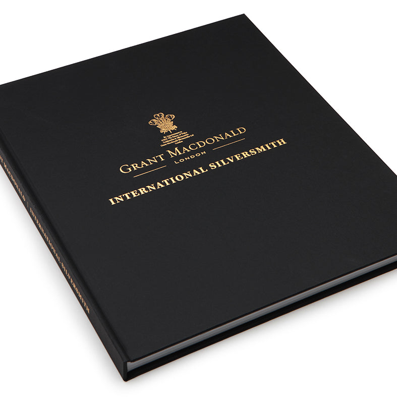 Grant Macdonald International Silversmith Book