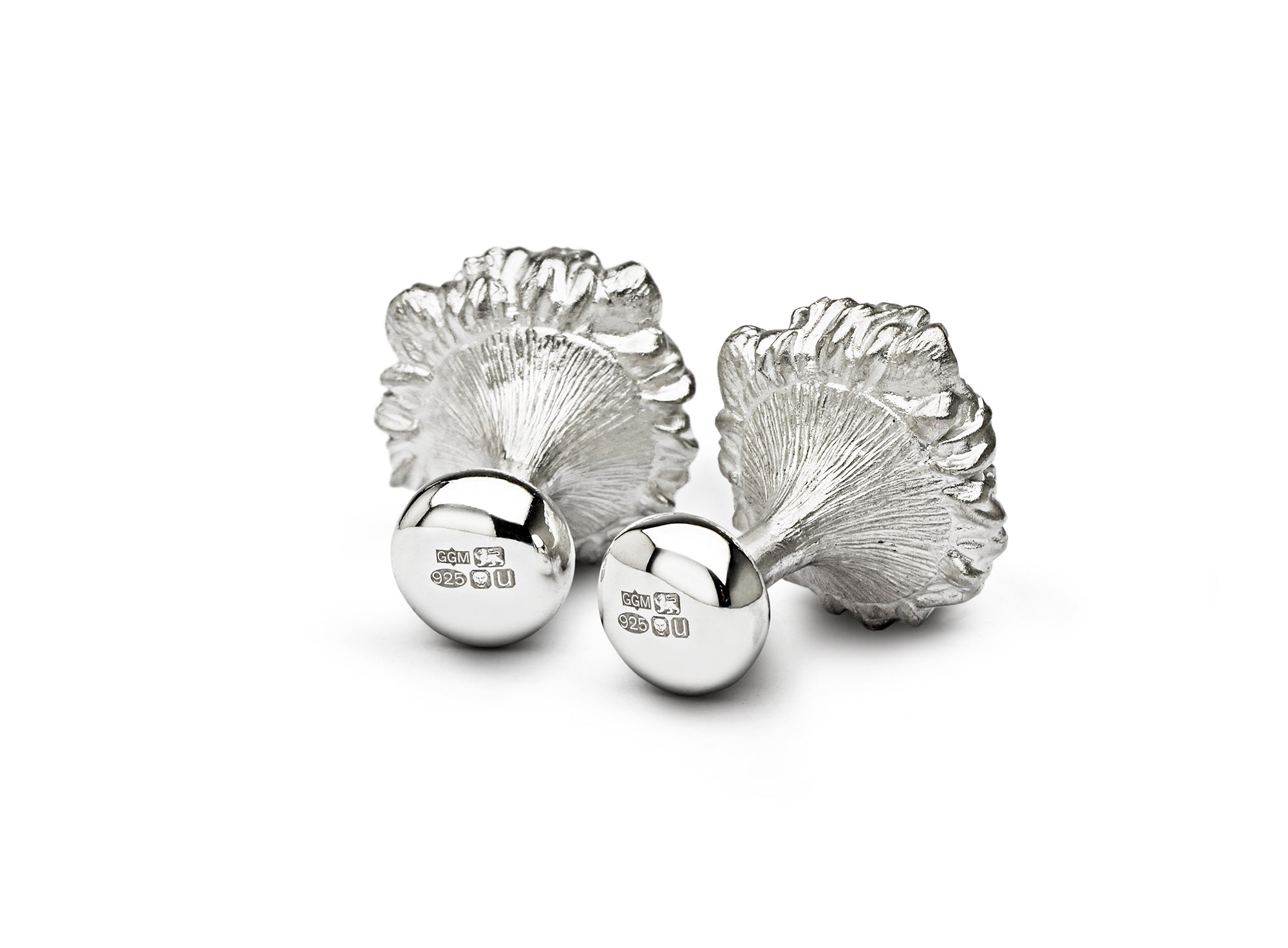 Luangwa Lion cufflinks for TUSK