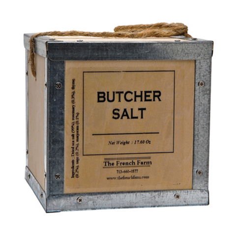 Butcher Salt Box - France