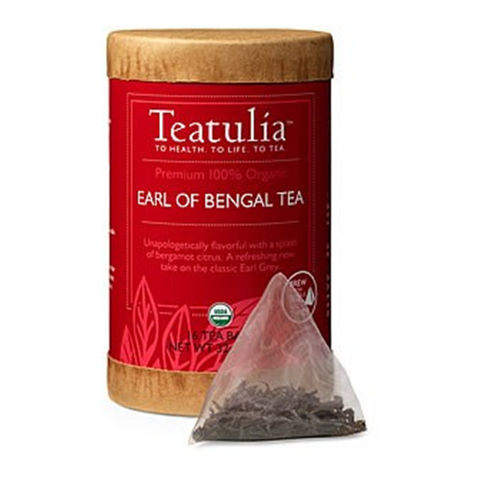 Teatulia Earl of Bengal Tea