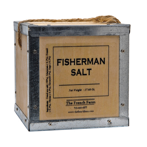 Fisherman Salt Box - France