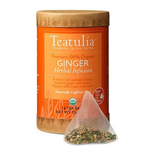 Ginger Herbal Infusion Tea