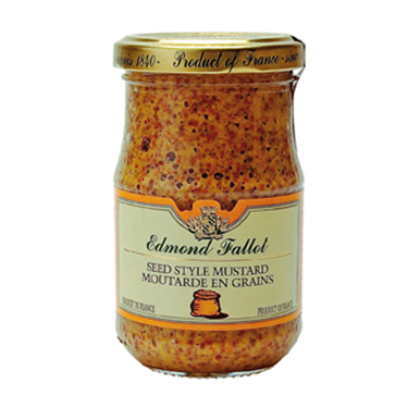Edmond Fallot Old Fashioned Grain Mustard - France