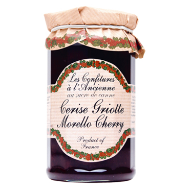 Morello Cherry Jam - France