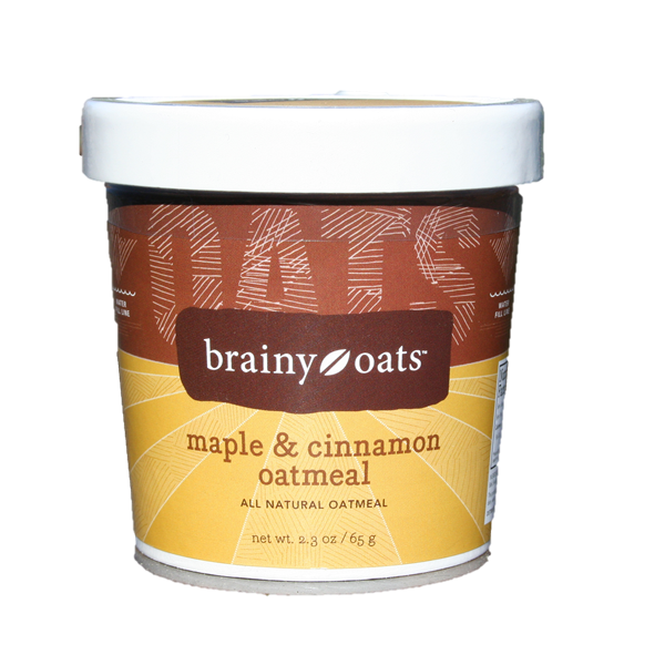 Maple & Cinnamon Oatmeal