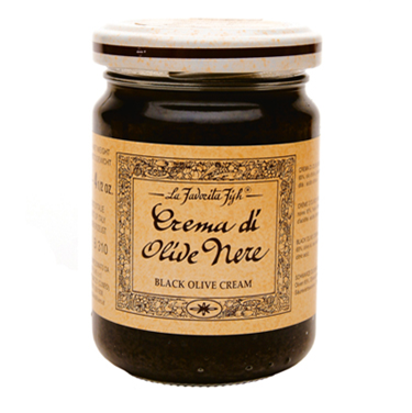 Black Olive Cream Spread