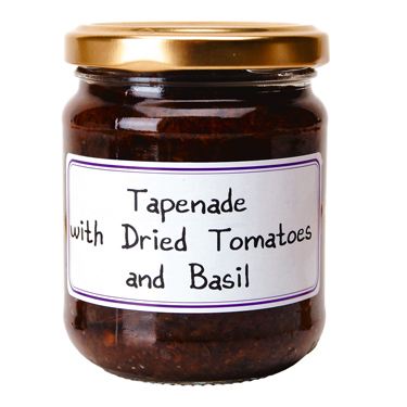L'Epicurien Tapenade w/Dried Tomato & Basil - France