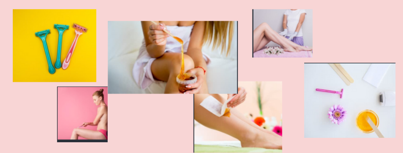Hair removal at home- ChicShines - LushSkin - IPL -hair removal