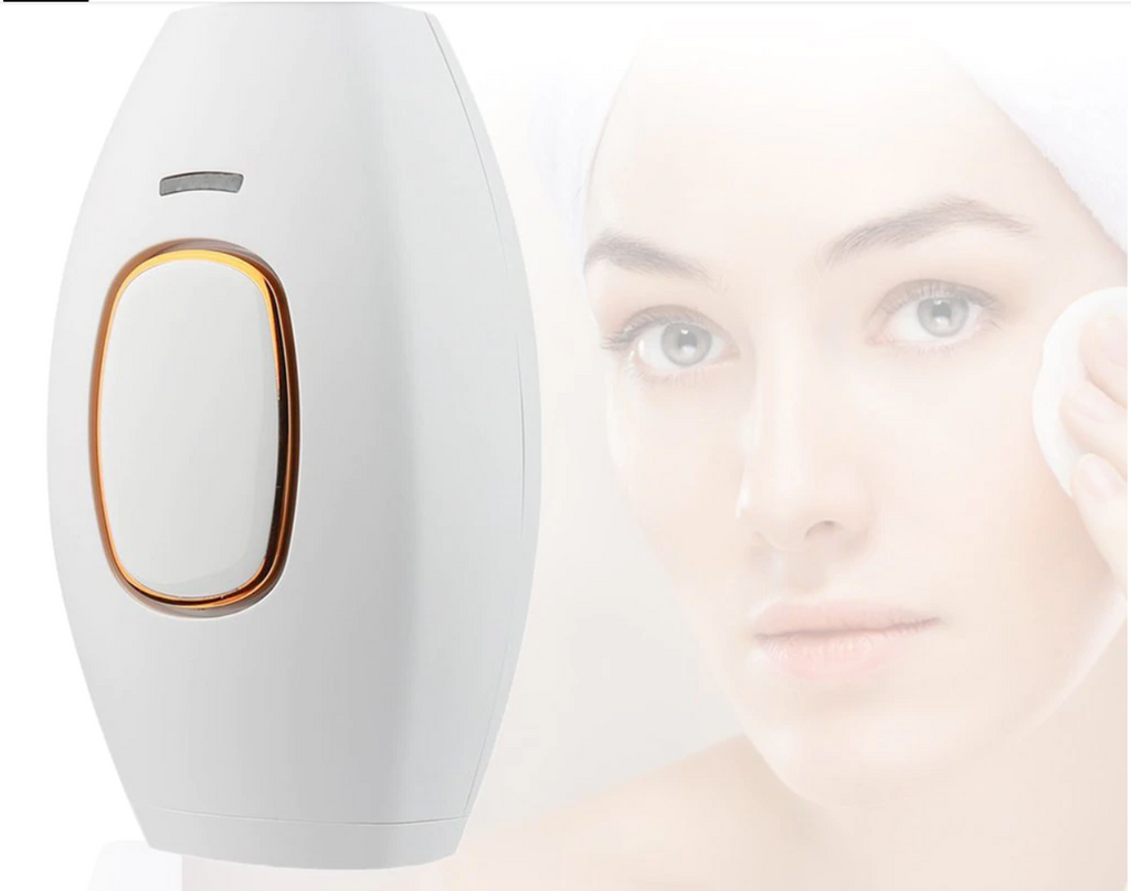 LushSkin Pro - IPL Handset- at home hair removal
