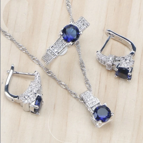 Sterling Silver Set - ChicShines
