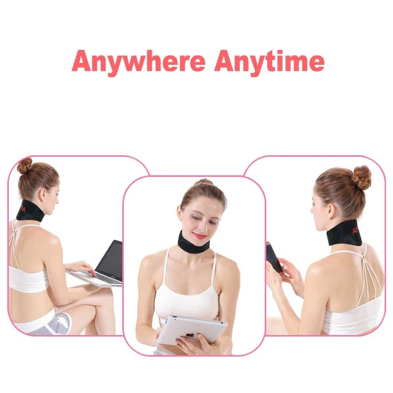 Neck Pain Relief Wrap - Self Heating - ChicShines