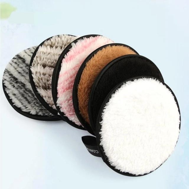 Makeup Cleansing Pads - Microfiber Reusable Pads - ChicShines