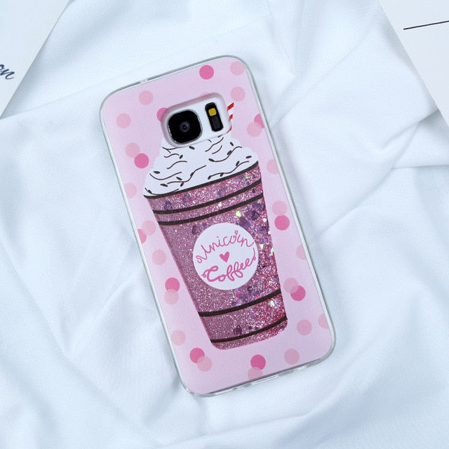 Liquid Glitter Dynamic Cases - ChicShines