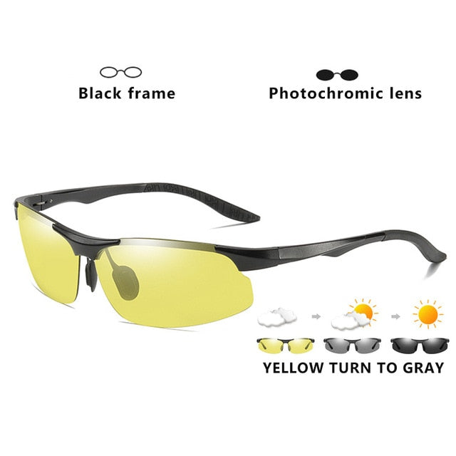 Day to Night Vision Polarized Glasses - ChicShines