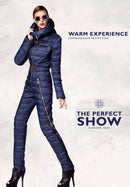 One Piece Ski Jump-Suit - ChicShines