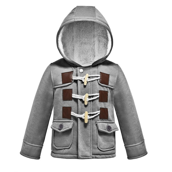 Toddler Baby Boy Winter Jacket - ChicShines