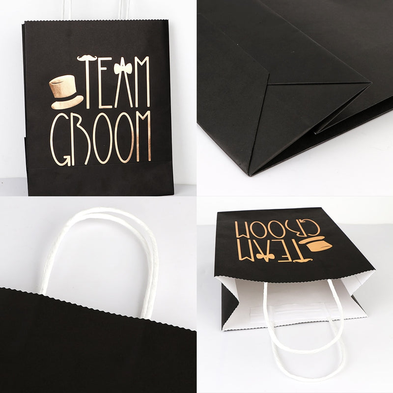 Wedding Party Favour Bags - ChicShines