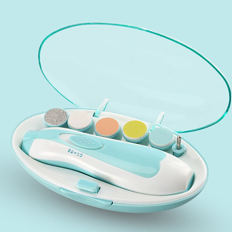 Portable Electric Nail Clipper -Baby Nail Trimmer