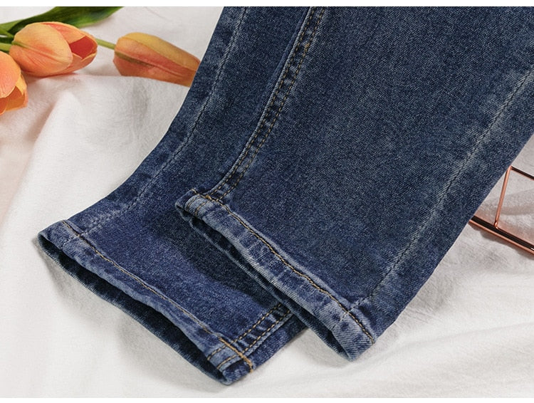 Trousers Casual - High Quality Jeans - Pregnancy Pants