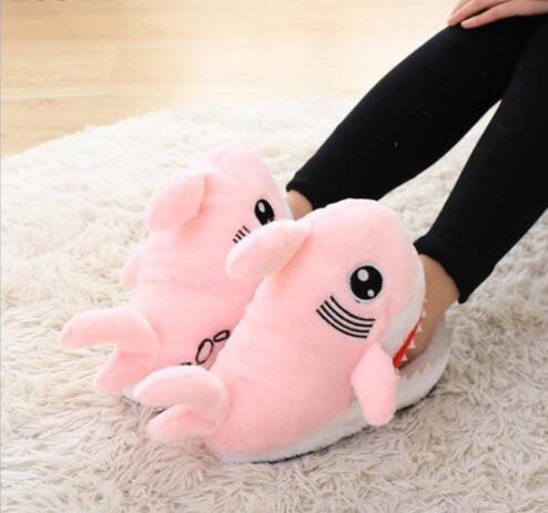 Shark Winter Slippers - ChicShines