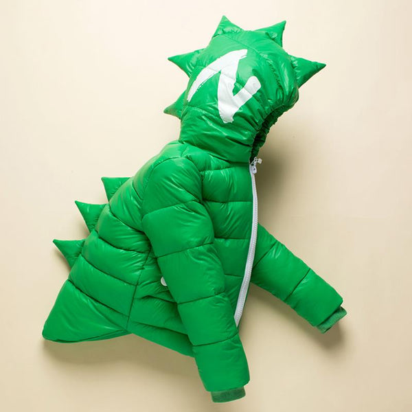 Kids Dino Jacket - ChicShines