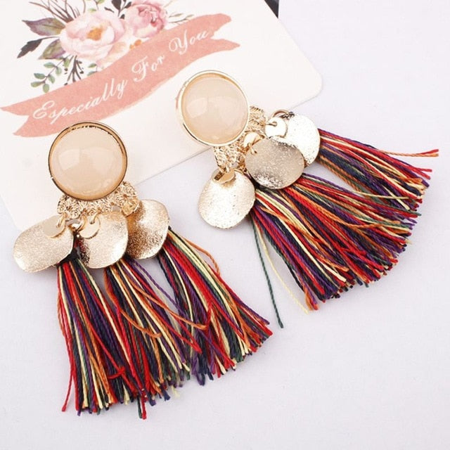 Bohemian Summer Earrings - ChicShines