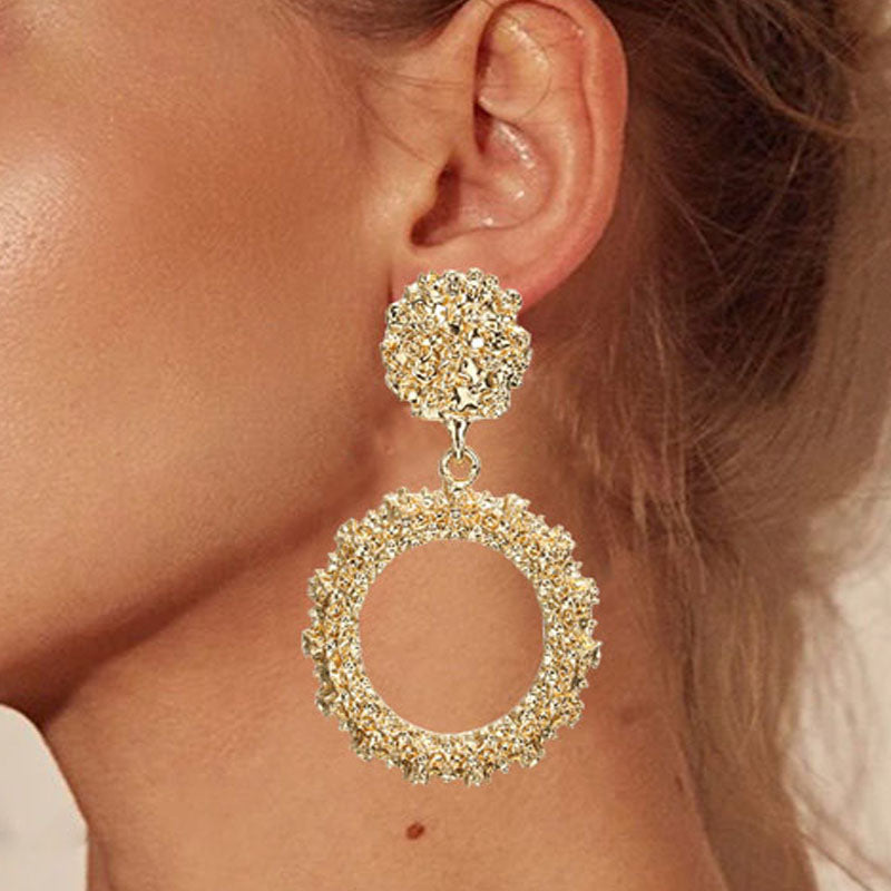 Dazzling Vintage  Earrings - ChicShines