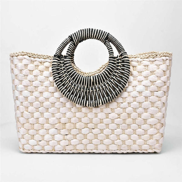 Island Ring Tote - ChicShines