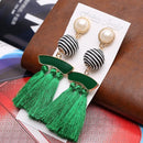 Vintage Tassel Earrings - ChicShines